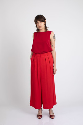 תמונה של מכנסי PENNY אדומות