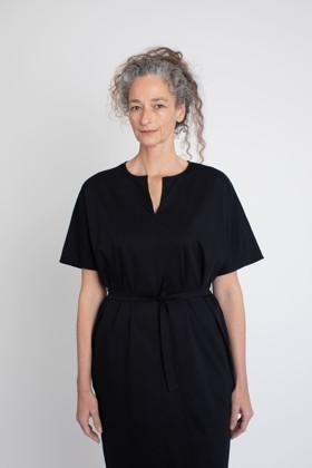 תמונה של שמלת DVASH שחורה