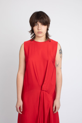 תמונה של שמלת DYLAN אדומה