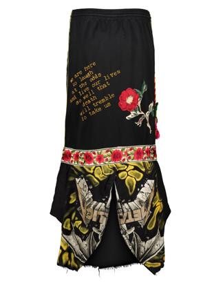 תמונה של חצאית קלימט- הנשיקה