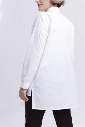 תמונה של חולצה משוואה לבנה