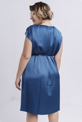 תמונה של DIMOND DRESS BLUE